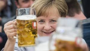 Klimawandel erhöht Bierpreise laut Bundesregierung nicht