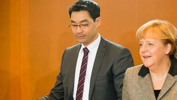 FDP stürzt auf zwei Prozent ab