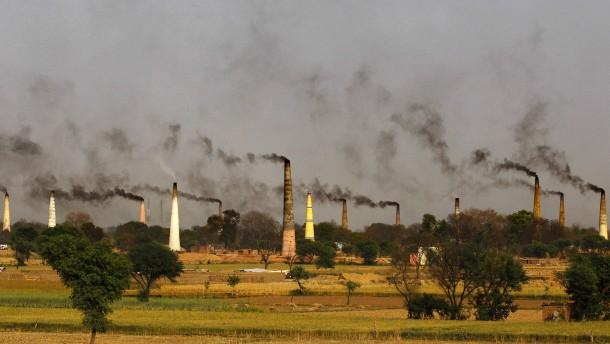 Indien ratifiziert Weltklima-Vertrag von Paris