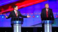 Rubio verbündet sich mit Trump