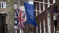 EU-Ausländer in London geschockt über Brexit-Votum