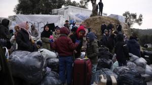 Warum Athen in der Migrationskrise kaum Hilfe anfordert