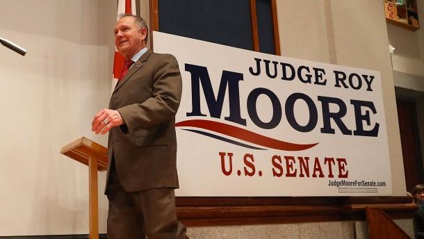 Alabama sagt Nein zu Roy Moore – und zu Trump