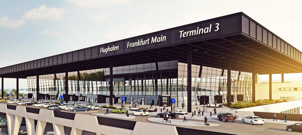 Frankfurter flughafen die crux mit den billigfliegern for Graphic design frankfurt