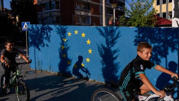 Die EU ist zurück auf dem Fahrersitz