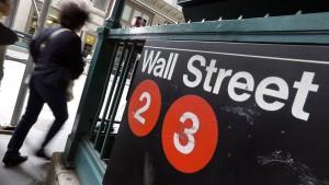Wie Spitzenbanker an der Wall Street Kasse machen
