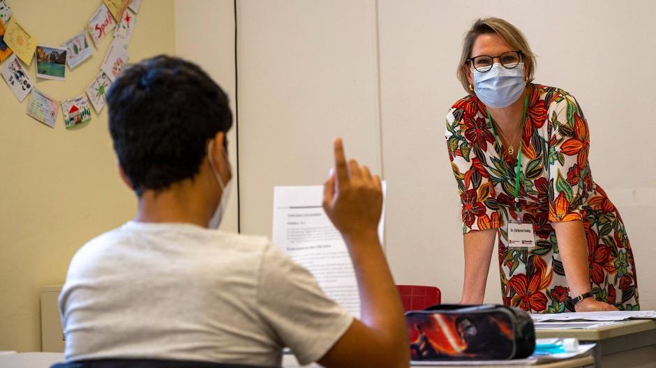 Sommerschule in Mainz: Fehlender Präsenzunterricht hinterließ schwere Folgen
