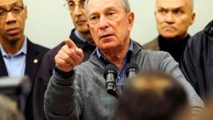 Bloomberg empfiehlt Wahl Obamas