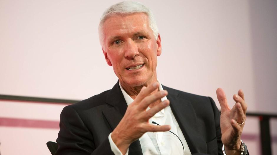 Ralf Wintergerst ist der Vorsitzende der Geschäftsführung von Giesecke+Devrient.