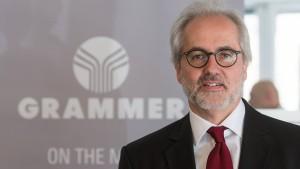 Kompletter Grammer-Vorstand tritt zurück