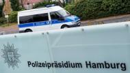Bei der Razzia gegen Drogen- und Rockerkriminalität hat die Hamburger Polizei über eine Tonne Kokain sichergestellt.