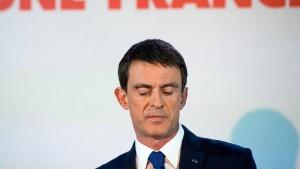 Ehemaliger Premier Valls schließt sich Macrons Partei an
