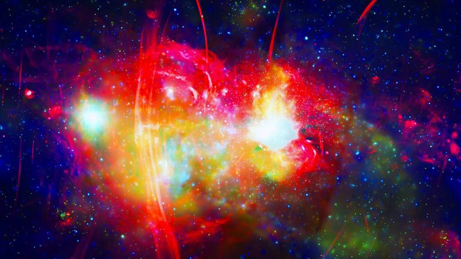 So schwer wie vier Millionen Sonnen: Das schwarze Loch Sagittarius A* im Herzen der Milchstraße