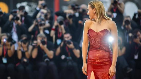 Johansson erlebte Trennung während Dreharbeiten