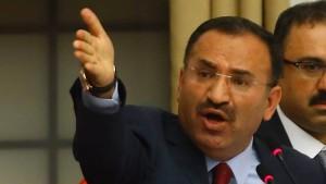 """Justizminister: Türken in Deutschland haben """"überhaupt keine Rechte"""""""