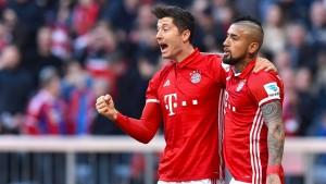 Selbstzufriedene Bayern bleiben eiskalt