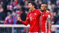 Mehr Tore, mehr Tore! Robert Lewandowski will nicht nur die Meisterschaft – sondern auch die Torjägerkanone