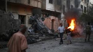 Bundesregierung prüft Hilfsprojekte in Syrien