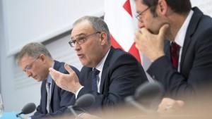 Schweiz will nichts zu Spionagevorwurf sagen