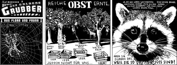 Comic / Der goldene Grubber / 008