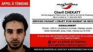 Chérif Chekatt saß auch schon in Deutschland im Gefängnis.