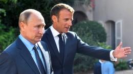 """""""Dreifaches Abdriften"""" des russischen Regimes"""