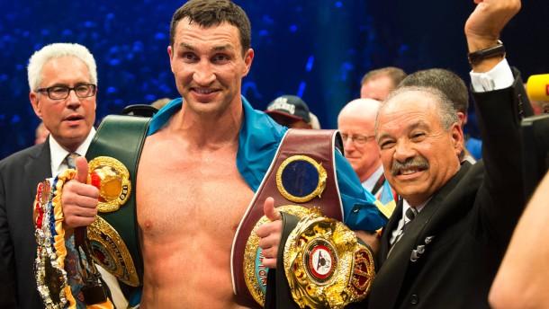 Wladimir Klitschko stellt sich gegen Box-Weltverband