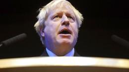 Johnson gegen Ausstiegszahlungen an EU