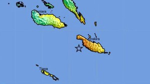 Schweres Erdbeben bei Salomonen-Inseln