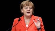 Merkel: Putin tritt das Recht mit Füßen