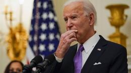 Biden will finanzielle Hilfen für Bedürftige beschleunigen
