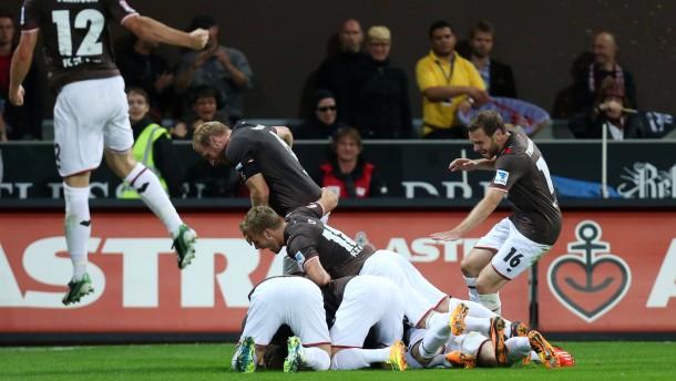 FC St. Pauli - SG Dynamo Dresden