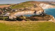 Testgebiet für die Corona-App: Küstenstreifen der Isle of Wight