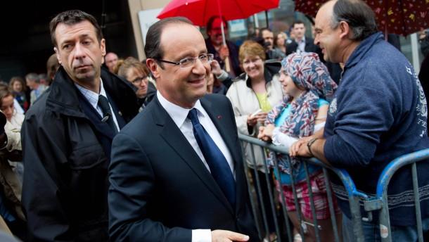 Erfolg für linkes Lager um Präsident Hollande