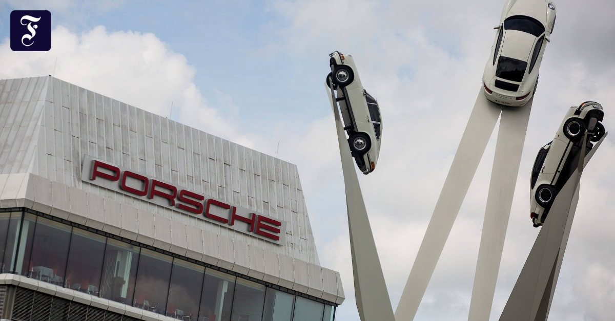 Nach Razzia bei Autohersteller: Porsche-Vorstände unter Verdacht