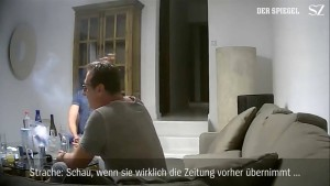 Wiener Anwalt gesteht Mitwirkung an Strache-Video