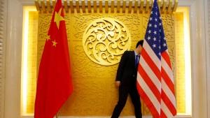 Trumps Truppe lässt China zappeln
