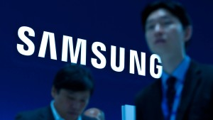 Samsung-Gewinn hat sich mehr als halbiert