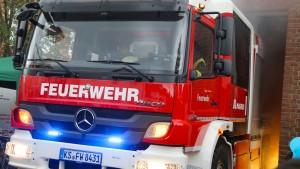Ätzende Flüssigkeit beim Kasseler Altstadtfest ausgetreten