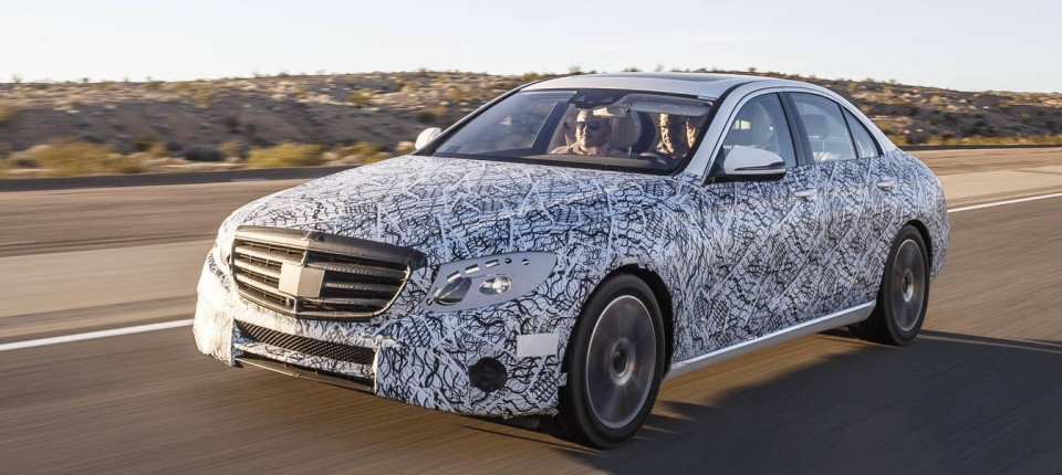 Neue Mercedes Benz E Klasse Mit Drive Pilot Im Test