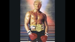 Donald Trump hält sich für so fit wie Rocky