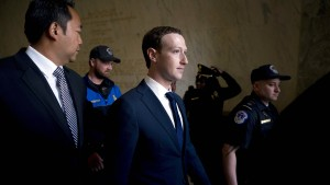 Sogar Zuckerbergs Daten gingen an Cambridge Analytica