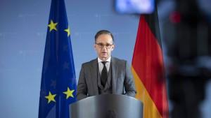 Europas klare Worte an China