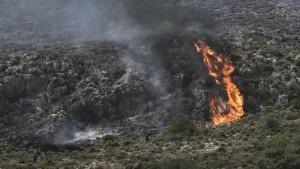 Über 50 Waldbrände führen zu mehreren Evakuierungen