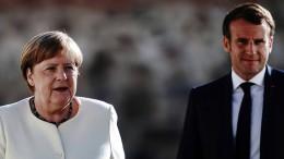 """""""Europa heil durch die Corona-Krise bringen"""""""