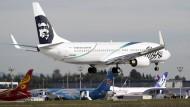 Blinder Passagier zwingt Flugzeug zur Umkehr
