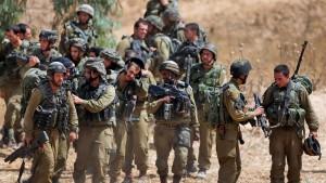 Israels Elite-Bodentruppen schlagen im Gazastreifen zu