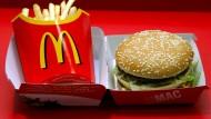 McDonald's hat einen Markenstreit um den Big Mac verloren.