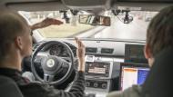 Wer hat die Datenhoheit im Auto?