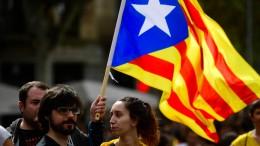 Erklärt Katalonien heute die Unabhängigkeit?
